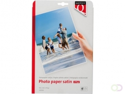 Papier photo Quantore A4 170g satiné mat 50 feuilles